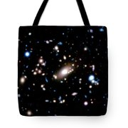 Galaxy Cluster Tote Bag