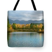 Gale River In Franconia New Hampshire Tote Bag