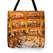 Galleries Laffayette IIi Tote Bag