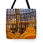 Galleries Laffayette Iv Tote Bag