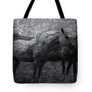 Galloping Stones Tote Bag