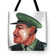 Gamal Abder Nassal Tote Bag