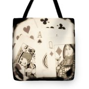 Gambit Tote Bag by Andrew Paranavitana