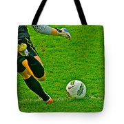 Game Ball Tote Bag