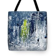 Gandhiji In Limelight Tote Bag by Piety Dsilva