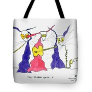 Garage Band 11 Tote Bag
