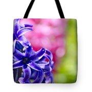 Garden Color Splash Tote Bag