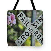 Garden Crossing Tote Bag