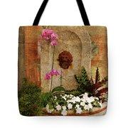 Garden Deco Tote Bag