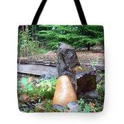 Garden Energy Rocks Tote Bag