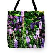 Garden Flowers 1 Tote Bag