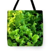Garden Fresh Salad Bowl Lettuce Tote Bag