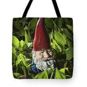 Garden Gnome No 0065 Tote Bag