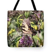 Garden Of Colors Tote Bag