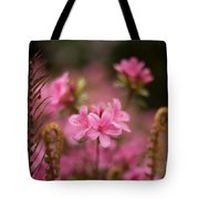 Garden Of Friends Tote Bag