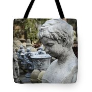 Garden Of Youth Tote Bag