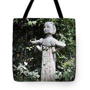 Garden Statuary Tote Bag
