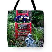 Garden Stil Llife 1 Tote Bag