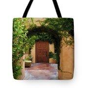 Garden Suite Tote Bag
