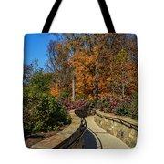 Garden Walk Way Tote Bag