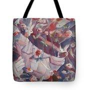 Gardener's Daydream Tote Bag