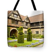 Gardens At Cecilienhof Palace Tote Bag