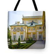 Gardens Of Wilanow Palace - Warsaw Tote Bag