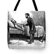 Garfield Assassination Tote Bag