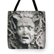 Gargoyle Tote Bag by Simon Marsden