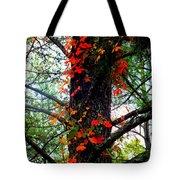 Garland Of Autumn Tote Bag