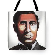 Garrett Morgan Tote Bag