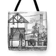 Gas Works, 1815 Tote Bag