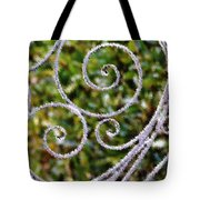 Gate Of Circles Tote Bag
