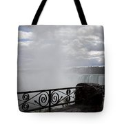 Gate To Fall Tote Bag