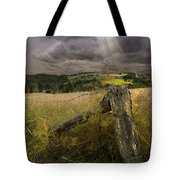 Gate To Heaven Tote Bag