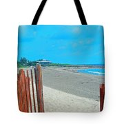 Gate To Paradise Tote Bag