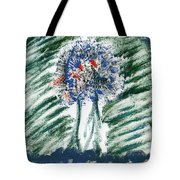 Gated Forest Tote Bag