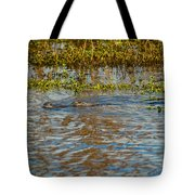Gater On The Move Tote Bag