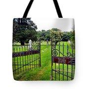 Gates Of Heaven Tote Bag