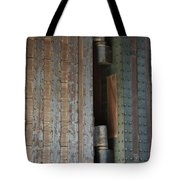 Gates Of Imperial Palace Tote Bag