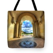 Gateway To A New Life Tote Bag