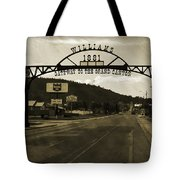 Gateway To The Grand Canyon Tote Bag