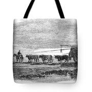 Gauchos, 1858 Tote Bag