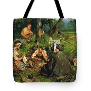 Gaul: Nearing The End Tote Bag