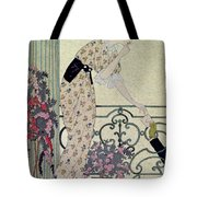 Gazette Du Bon Ton Tote Bag
