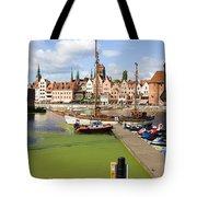 Gdansk Tote Bag