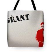 Geant Tote Bag