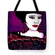 Geisha 3 Tote Bag