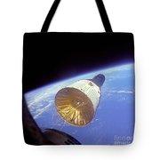 Gemini 6 Views Gemini 7 Tote Bag