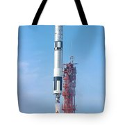 Gemini Vi Lifts Off From Its Launch Pad Tote Bag